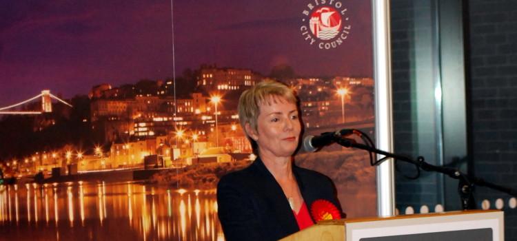Karin Smyth MP Election night 2015 acceptance speech
