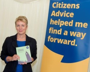 Karin Smyth MP supporting Bristol Citizens Advice