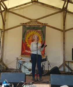 Tolpuddle 2015 Karin Smyth MP